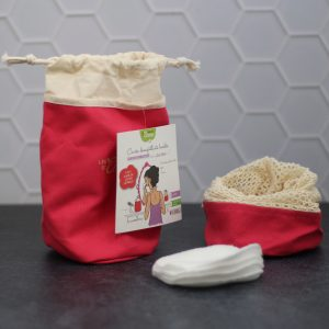 Kit Ecobelle - Trousse rouge